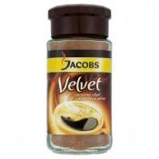 Jacobs Velvet rozpustná 100% káva 100g