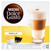 Nescafé Dolce Gusto Latte Macchiato Vanilla 188,4g