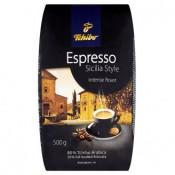 Tchibo Espresso Sicilia style čerstvá celá kávová zrna 500g