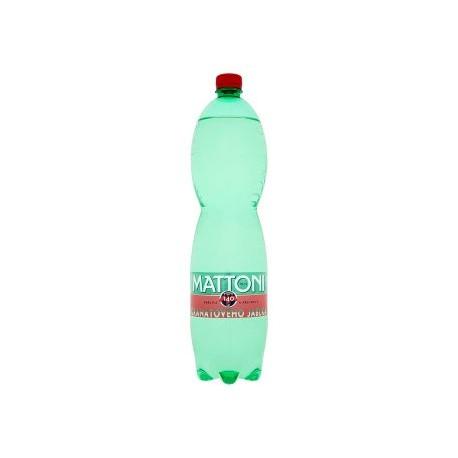Mattoni Perlivá minerální voda s příchutí granátového jablka 1,5l