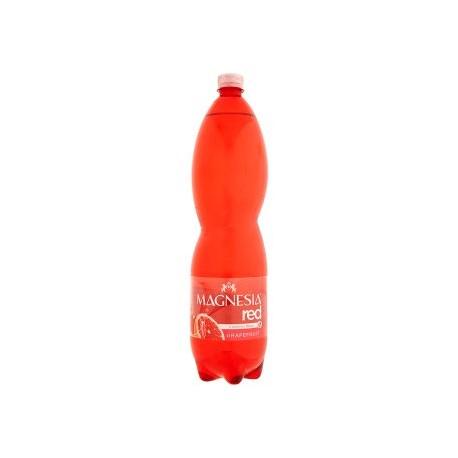 Magnesia Red Minerální voda s ovocnou šťávou grapefruit 1,5l