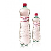 Rajec Pramenitá voda brusinka jemně sycený 1,5l