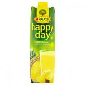 Rauch Happy Day 100% ananasová šťáva 1l