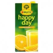 Rauch Happy Day 100% pomerančová šťáva z koncentrátu pomerančové šťávy 2l