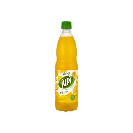Jupí Sirup s příchutí citrón 0,7l