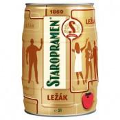 Staropramen Pivo světlý ležák 5l