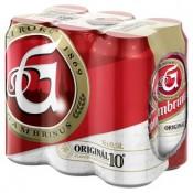 Gambrinus Originál 10° pivo výčepní světlé 6 x 500ml