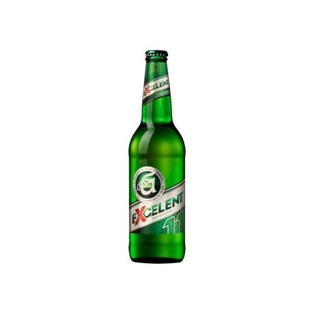 Gambrinus Excelent 11° pivo světlý ležák 0,5l