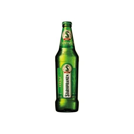 Staropramen Pivo výčepní světlé 0,5l