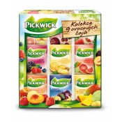 Pickwick Kolekce 9 ovocných čajů Fruit garden