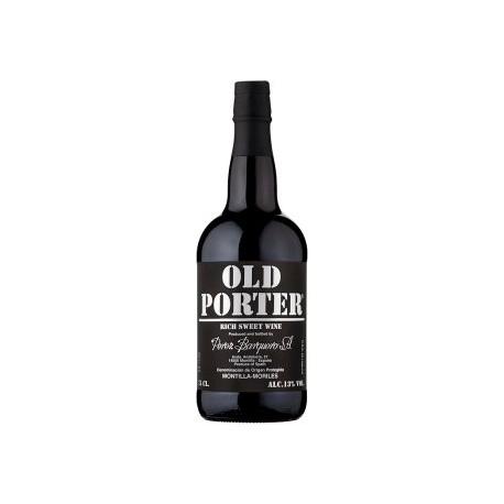 Old Porter Sladké červené víno 0,75l