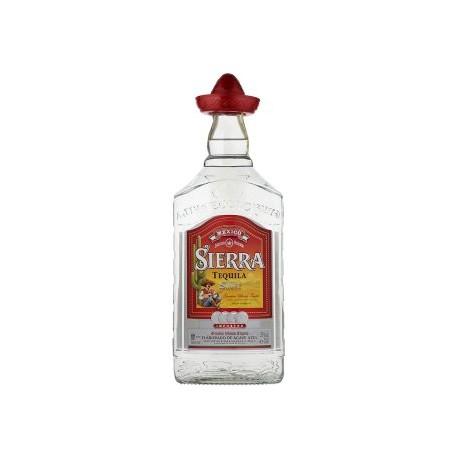 Sierra Tequila Silver 38% 1x700ml