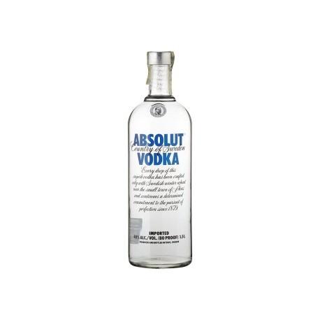Absolut vodka 40% 1x1,5L