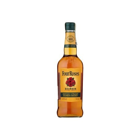Four Roses bourbon 40% 1x700ml