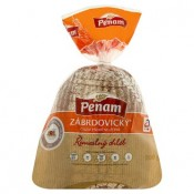 Penam Zábrdovický pšenično-žitný chléb 500g