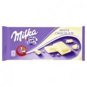 Milka Bílá čokoláda 100g