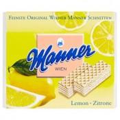 Manner Wien Křupavé oplatky s krémovou citrónovou náplní 75g