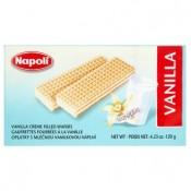 Napoli Oplatky s mléčnou vanilkovou náplní 120g