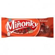 Opavia Miňonky Oplatky s kakaovou náplní v hořké čokoládě 50g