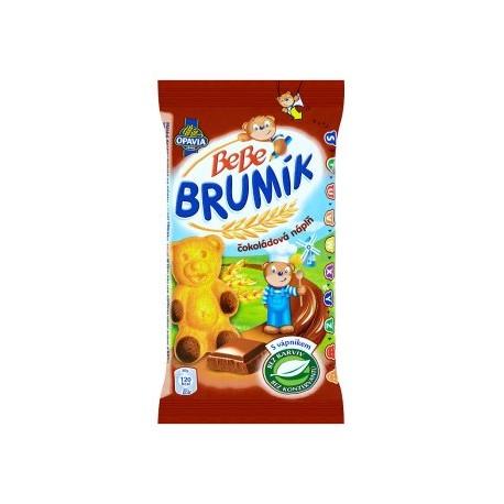O pavia BeBe Brumík čokoládová náplň 30g