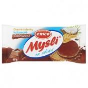 Mysli ovesné sušenky kokosové - Polomáčené 60g