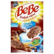Opavia BeBe Dobré ráno kakaové cereální sušenky s čokoládovými pecičkami 8 x 50g
