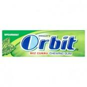 Wrigley's Orbit Žvýkačka bez cukru s mátovou příchutí 14g