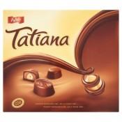 Figaro Tatiana Čokoládové bonbóny s lískooříškovou náplní a celým lískovým oříškem 194g
