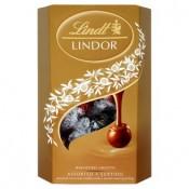 Lindt Lindor Směs čokoládových bonbónů s jemnou tekutou náplní 337g