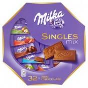 Milka Singles čokolády mix 1x147g