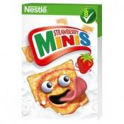 Nestlé Strawberry Minis cereálie 1x450g