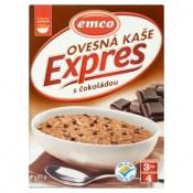 Emco Expres Ovesná kaše s čokoládou 4 x 65g