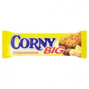 Corny Big cereální tyčinka s banány v mléčné čokoládě 50g