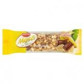Emco Mysli na zdraví Ovesná tyčinka banán a čokoláda 45g
