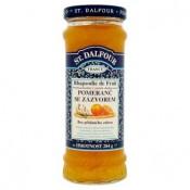 St. Dalfour Pomeranč se zázvorem ovocná pomazánka s vysokým obsahem ovoce 284g