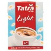 Tatra Light Zahuštěné mléko 4% chlaz. 1x340g