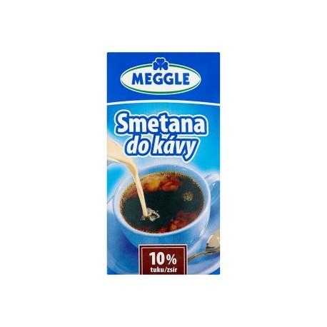 Meggle Smetana do kávy 10% 0,5l