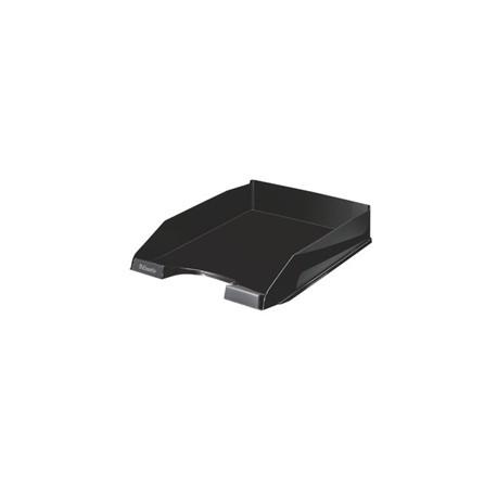 Zásuvka Esselte VIVIDA - A4, plastová, černá