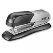 Sešívačka Rapid FM12 - celokovová, černá/stříbrná