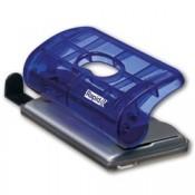 Děrovačka Rapid FC5 mini - transparentní, modrá