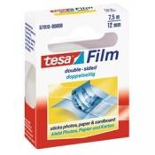 Lepicí páska Tesa - oboustranná, 12 mm x 7,5 m