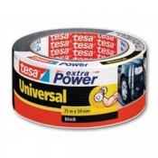 Lepicí páska Tesa Extra Power - černá