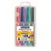 Popisovač na flipcharty Centropen 8550 - sada 4 barev