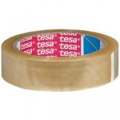 Balicí páska Tesa - čirá, 25 mm x 66 m, 1 ks