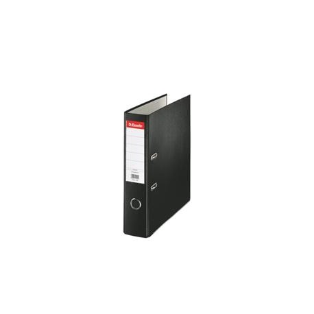 Pořadač pákový Esselte Economy 7,5 cm, černý