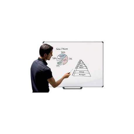 Bílá magnetická tabule Office Depot - 120 x 90 cm, lakovaná