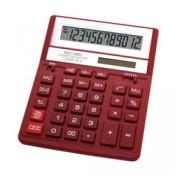 Velká stolní kalkulačka Citizen SDC-888X - červená