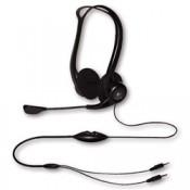 Sluchátka s mikrofonem Logitech PC860