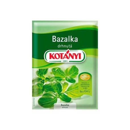 Kotányi Bazalka drhnutá 9g
