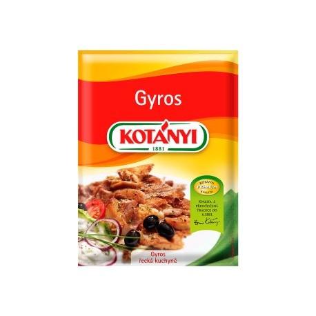 Kotányi Gyros řecká kuchyně 35g
